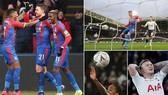 Crystal Palace - Tottenham 2-0: Wickham, Townsend tỏa sáng, loại Tottenham