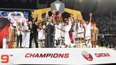Nhật Bản - Qatar 1-3: Người hùng Almoez Ali, Hatim, Afif giúp Qatar đăng quang ngôi vương