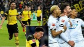 Borussia Dortmund - Hoffenheim 3-3: Sancho, Gotze, Guerreiro ghi bàn nhưng Dortmund bị cầm chân