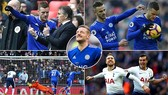 Tottenham - Leicester 3-1: Sanchez, Eriksen, Son Hueng Min tỏa sáng, Vardy hỏng phạt đền