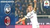 Atalanta - AC Milan 1-3: Calhanoglu ghi bàn, Piatek xuất thần lập cú đúp giành 3 điểm