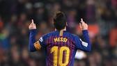 Barcelona - Real Valladolid 1-0: Messi sút phạt thành công nhưng lần 2 thất bại, Barca may mắn thắng