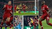 Liverpool - Watford 5-0: Alexander-Arnold kiến tạo, Mane, Origi, Van Dijk ghi bàn, HLV Klopp đầu BXH