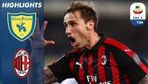 Chievo - AC Milan 1-2: Biglia, Piatek lập công, AC Milan củng cố vị trí thứ 3