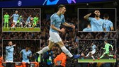 Man City-Schalke 7-0 (chung cuộc 10-2): Aguero, Sane, Sterling, Silva, Foden, Jesus vùi dập đối thủ
