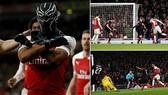 Arsenal - Rennes 3-0 (chung cuộc 4-3): Aubameyang lập cú đúp, Ainsley Maitland-Niles ngược dòng