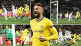 Dynamo Kiev-Chelsea 0-5 (chung cuộc 0-8): Giroud, Alonso, Hudson-Odoi tỏa sáng, HLV Sarri giành vé