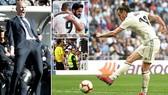 Real Madrid - Celta Vigo 2-0: Isco, Gareth Bale mừng HLV Zidane tái xuất