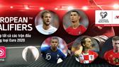 Vòng loại Euro 2020 trực tiếp trên VTVcab và Onme