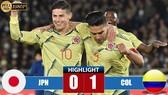 Nhật Bản - Colombia 0-1: James Rodriguez và Radamel Falcao phục hận World Cup 2018