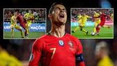 Bồ Đào Nha - Ukraine 0-0: Ronaldo tịt ngòi, HLV Shevchenko cầm chân đối thủ