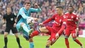 Freiburg - Bayern Munich 1-1: Holer mở tỷ số, Lewandowksi gỡ hòa, Bayern rơi nhì bảng