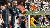 Fulham - Man City 0-2: Bernardo, Aguero lập công, Pep Guardiola vươn lên đầu bảng