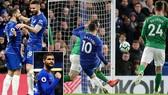 Chelsea - Brighton 3–0: Giroud mở màn, Hazard, Loftus-Cheek lập siêu phẩm trong 4 phút