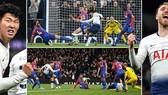 Tottenham - Crystal Palace 2-0: Son Heung-Min, Eriksen giúp HLV Pochettino giành lại vị trí thứ 3