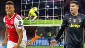 Ajax - Juventus 1-1: Ronaldo  ghi bàn thứ 125, Neres kịp gỡ hòa