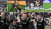 Juventus - Ajax 1-2 (chung cuộc 2-3): Ronaldo ghi bàn nhưng Van de Beek, De Ligt thắng ngược dòng