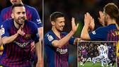 Barcelona - Sociedad 2-1: Messi tịt ngòi, Lenglet, Alba kịp tỏa sáng
