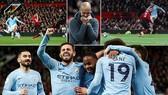 Man United - Man City 0-2: Bernardo Silva, Sane rực sáng, Pep Guardiola hạ Solskjaer