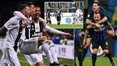 Inter Milan - Juventus 1-1: Nainggolan mở màn, Ronaldo sút hiểm hóc gỡ hòa
