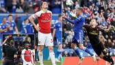 Leicester - Arsenal 3-0: Maitland-Niles bị đuổi, Tielemans, Vardy bắn hạ Pháo thủ