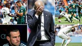 Real Madrid - Real Betis 0-2: Loren, Jese hạ gục Real, HLV Zidane khép lại La Liga bằng trận thua