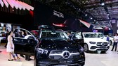 Strong DNA - Chất Mercedes tinh túy ở VMS 2019