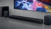 QLED Frame Q68R - Harman Kardon Q Series 2019: Samsung hội tụ tuyệt tác