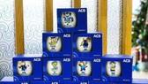 ACB cho ra mắt bộ quà phiên bản đặc biệt 12 con giáp