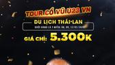 Cùng Vietnam Booking cổ vũ U23 Việt Nam chinh phục giải châu Á