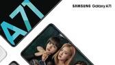 Samsung Vina trình làng Galaxy A71