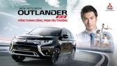 Mitsubishi Outlander 2020 – Vững thành công, trọn yêu thương