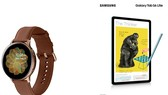 Galaxy Watch Active2 LTE kết nối 4G độc lập cùng máy tính bảng Galaxy Tab S6 Lite nhiều cải tiến