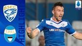 Brescia - SPAL 2-1: Bryan Dabo mở bàn, Jaromir Zmrhal xuất sắc lập cú đúp ngược dòng chiến thắng