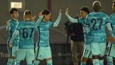 Lincoln - Liverpool 2-7: Shaqiri sớm mở bàn, Minamino, Jones, Grujic, Origi tỏa sáng, HLV Jurgen Klopp tái ngộ Arsenal