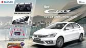 Suzuki Ciaz mới trình làng
