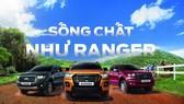 """Ford tôn vinh sức mạnh và lối sống """"chất"""" của chủ xe Ranger"""