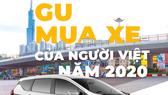 Gu mua xe của người Việt Nam năm 2020