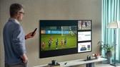 Tính năng Multi View giúp Neo QLED 8K hiển thị cùng lúc 4 màn hình