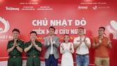 Ngày 25/3 tại TPHCM, báo Tiền Phong phối hợp cùng Amway Việt Nam và Bệnh viện Quân y 175 tổ chức chương trình Chủ nhật Đỏ năm 2021.