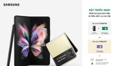 Ra mắt siêu phẩm Galaxy Z Fold3 5G và Z Flip3 5G