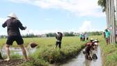 Du lịch làm nông dân