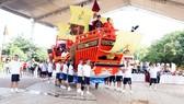 Tỉnh Nagasaki bàn giao mô hình Châu Ấn thuyền cho TP Hội An