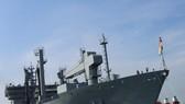 Ba tàu hải quân Ấn Độ đến Đà Nẵng