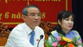 Đoàn Đại biểu Quốc hội TP Đà nẵng tiếp xúc cử tri quận Liên Chiểu