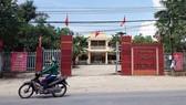 Trụ sở UBND xã Đại An (huyện Đại Lộc, tỉnh Quảng Nam)