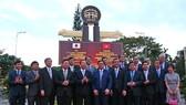Tổng Thư ký Đảng Dân chủ Tự do Nhật Bản thăm phố cổ Hội An