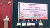 Quảng Nam phát động cuộc thi tìm hiểu Lịch sử Đảng bộ tỉnh Quảng Nam 90 năm qua Internet