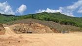 Quảng Nam: Doanh nghiệp ngang nhiên khai thác đất trái phép
