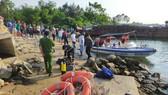 Lật ghe tại Quảng Nam, 5 người mất tích